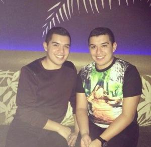 The Dominguez Twins